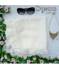 Crysant White Pearl